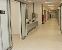 İşte Atatürk Havalimanı'nda yapılan Pandemi Hastanesi