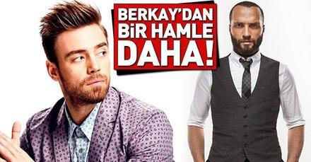 Berkay yakın arkadaşı Murat Dalkılıçı sosyal medya hesabından sildi!