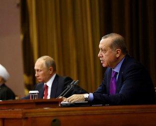 Erdoğan: Terörist unsurlar süreçten dışlanacak