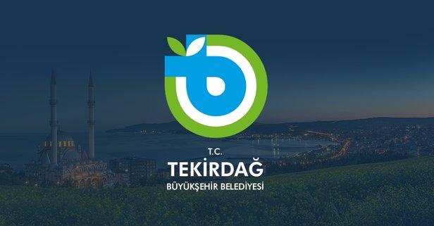 Tekirdağ Büyükşehir Belediyesi zabıta ve itfaiye alımı yapacak
