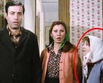 Kemal Sunal'ın filmindeki hata yıllar sonra ortaya çıktı