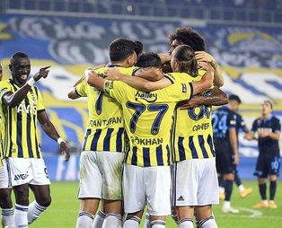 Fenerbahçe Antalya'da seri peşinde! İşte Antalyaspor - Fenerbahçe maçının 11'leri