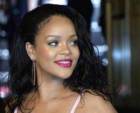 Rihanna'dan annelik sinyali