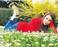 Batur çiçek açtı