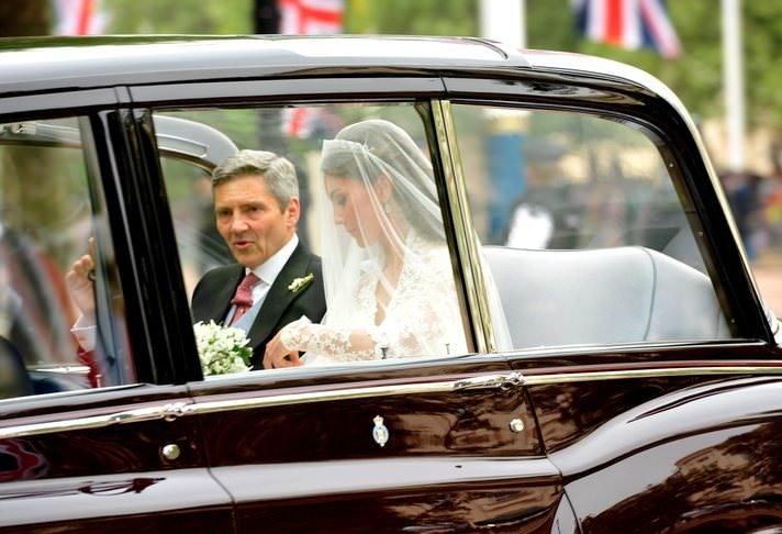 İngiltere'de kraliyet düğünü böyle olur