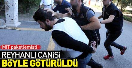 Son dakika: Reyhanlı saldırısının planlayıcısı Yusuf Nazik adliyeye sevk edildi
