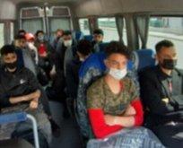 İstanbul'da 3 günde 1251 düzensiz göçmen yakalandı