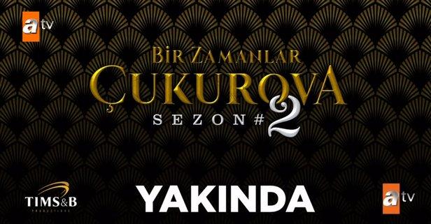 Bir Zamanlar Çukurova 2. sezon ne zaman başlayacak?
