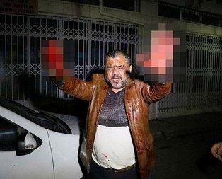Adana'da korkunç olay! Sevgilisine dehşeti yaşattı