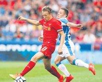 Galatasaray'da hedef yeniden Lucas Leiva