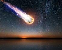 NASA açıkladı! Göktaşı dünyaya çarpacak mı?