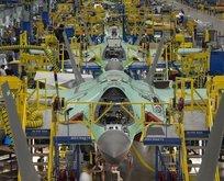 Pentagon açıkladı: F-35 için Türk şirketleri...