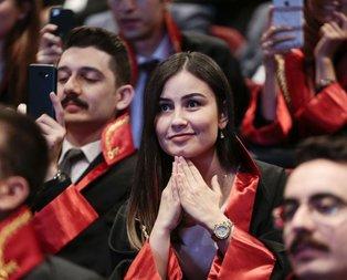 Başkan Erdoğan kürsünün başına geçti! Heyecan tavan yaptı