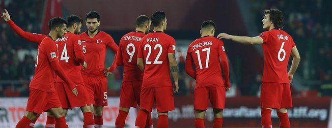 A Milli Futbol Takımı aday kadrosu açıklandı