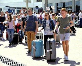Turistin ilk tercihi Antalya