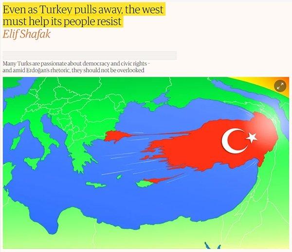 Fetönün Prensesi Elif şafaktan Batıya Küstah çağrı Türkiyeye