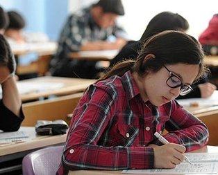 Liselere giriş için uzmanlar uyardı: Çalışmayı bırakmayın