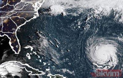 ABD'de Florence kasırgası alarmı