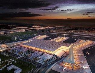 İstanbul Havalimanının teknik özellikleri