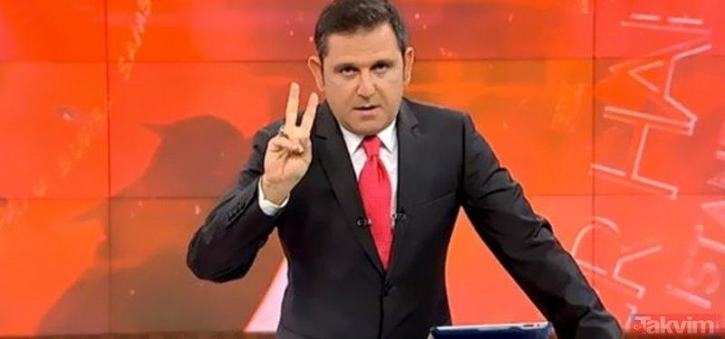ABD'li Fox TV'nin sunucusu Fatih Portakal, Türkiye'yi emperyalistlikle suçladı! Küstah sözlerine tepki yağdı