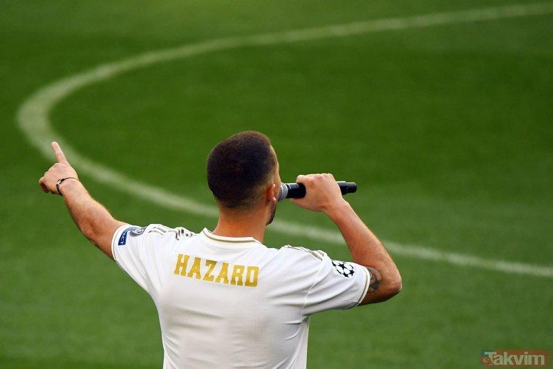 Real Madrid'in rekor transferi Eden Hazard ve Zideni Zidane hakkında şaşırtan gerçek! Eden Hazard ve kardeşleri...