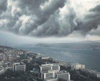 İstanbul karardı