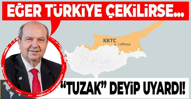 Tatar tuzak deyip uyardı: Türkiye buradan çekilirse...