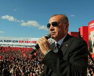Erdoğan'dan dövizde manipülasyon yapanlara çok sert uyarı