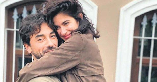 Nesrin Cavadzade ile Gökhan Alkan, ilişkilerini göz önünde yaşamaktan çekinmiyor