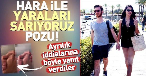 Metin Hara'dan ayrılık haberlerine cevap
