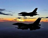 TSK ve MİT ortak vurdu! 8 PKK'lı artık yok