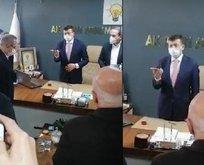 Başkan Erdoğan'dan Menemen'e tebrik telefonu