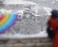 Yarın o illerde kar yağışı bekleniyor!