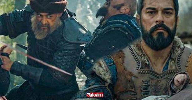 Kuruluş Osman'da şehadete yürüdü herkes gözyaşlarına boğuldu!