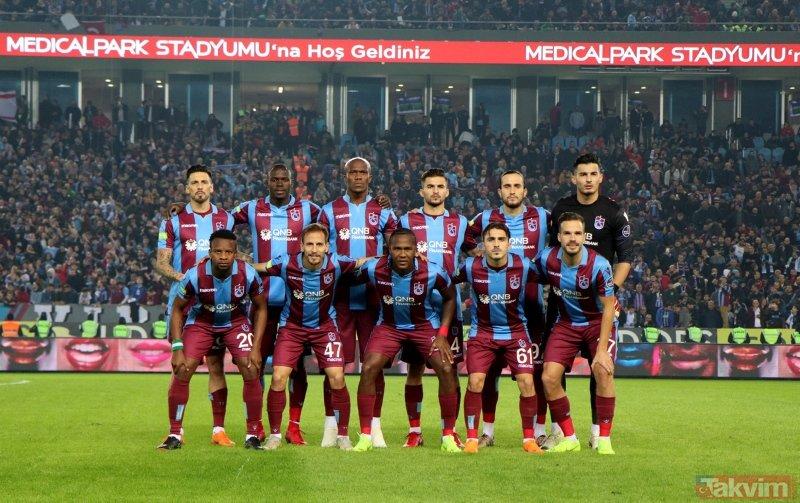 Fenerbahçe Fırtınaya teslim! (Trabzonspor: 2 - Fenerbahçe: 1)
