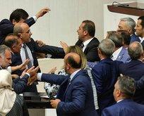 AK Partiden HDPli Şıka dava!
