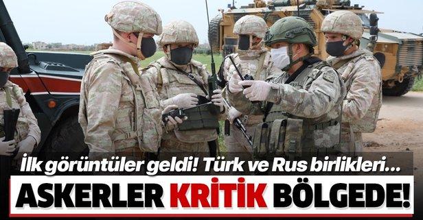 5'inci Türk-Rus kara devriyesi icra edildi