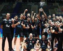 Halkbank, namağlup Balkan şampiyonu