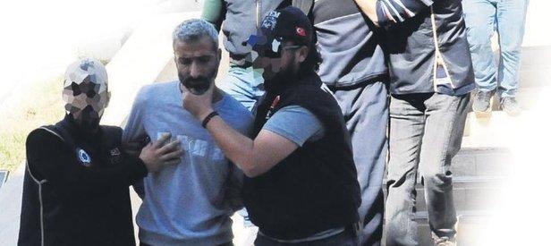 PKK'lı teröristleri El Muhaberat taşımış