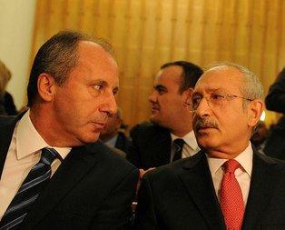 CHPde İnceyi destekleyen 9 başkan yolcu