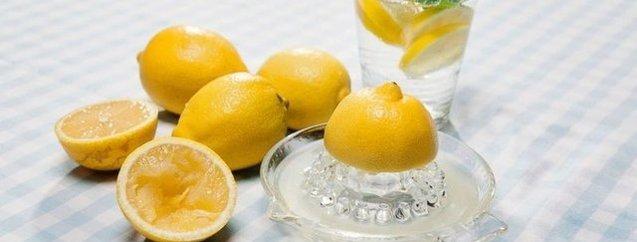 Limonlu suyun faydaları! Limonlu suyun faydaları nelerdir?