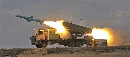 İran'dan misilleme! Füzeyle vurdular
