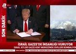 ABD Başkanı Donald Trump: İsrail'in Golan Tepeleri'ndeki hakimiyetini tanıdım