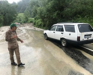 Bartın'da sel felaketi! 11 yaşındaki çocuk kayboldu