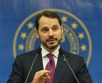 Bakan Albayrak esrarengiz mesajın kaynağını açıkladı