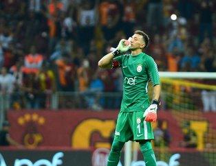 Galatasarayın Fenerbahçe karşısındaki muhtemel 11i