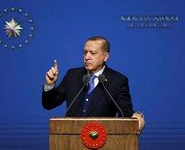 Cumhurbaşkanı Erdoğandan Afrin açıklaması
