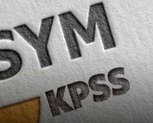 KPSS sonuçları ne zaman açıklanacak? 2019 KPSS sonuçları nereden öğrenilir?