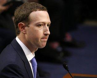 Zuckerberg hesap veriyor!