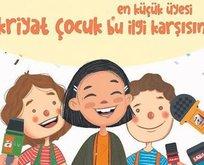 Çocuklara yeni dijital platform
